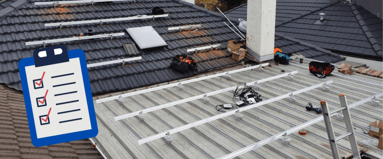 getting your home ready to buy the best solar panels
