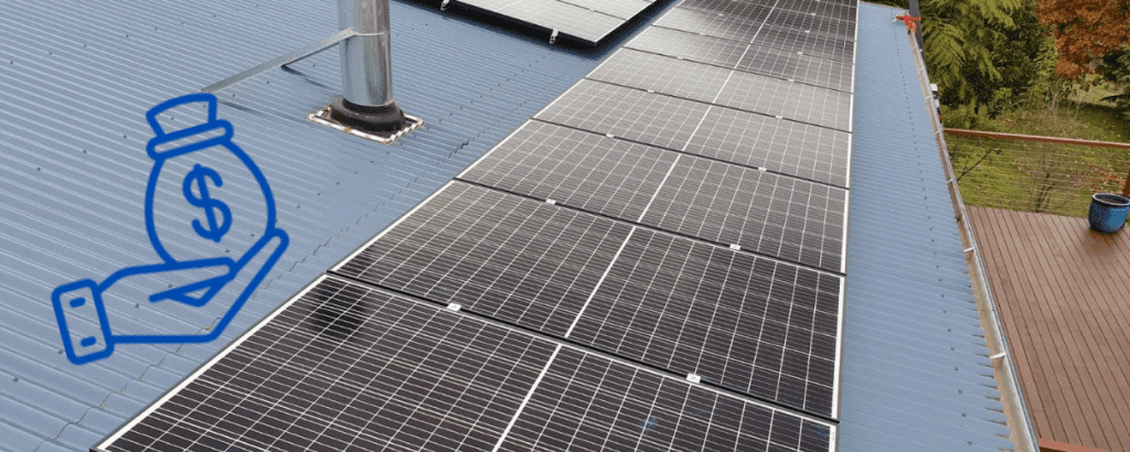 government rebates for solar panels
